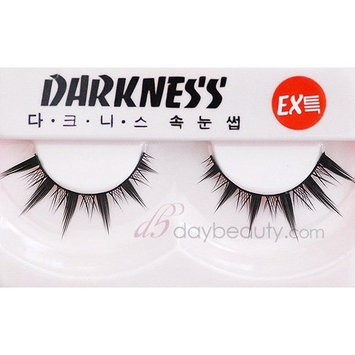 Darkness False Eyelashes EX Extra