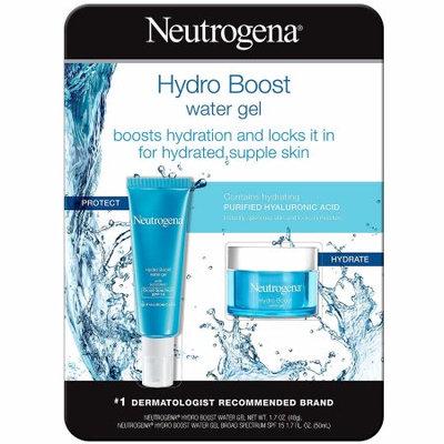 Neutrogena Hydro Boost Water Gel & Broad Spectrum Sunscreen SPF 15