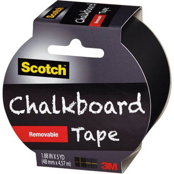 Scotch Chalkboard Tape, 1.88