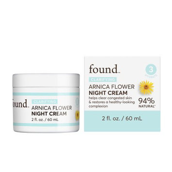 Hatchbeauty Products FOUND CLARIFYING Arnica Flower Night Cream, 2 Fl Oz