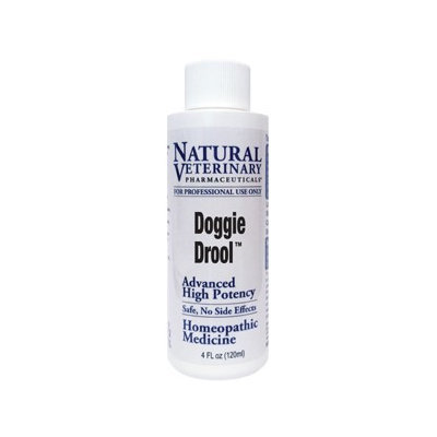 Natural Veterinary Pharmaceuticals Doggie Drool 4 oz