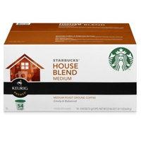 Starbucks House Blend, K-Cup for Keurig Brewers, 54 Count [House Blend (Medium)]