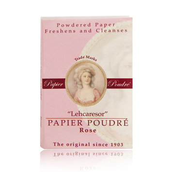 Papier Poudre Oil Blotting Papers - Rose