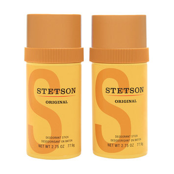 Stetson Stick Deodorant by Stetson, 2.75 Fluid Ounce (Pack of 2)