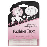 Hollywood 36-Count Fashion Tape Double-Stick Strips