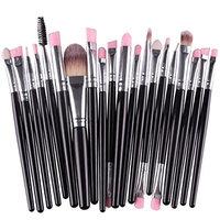 HP95(TM) 20pcs/set Makeup Brush Set tools Make-up Toiletry Kit Wool Make Up Brush Set