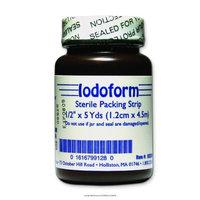 Invacare Iodoform Gauze Packing Strip, Ib Idoform Pkg Strip .5 in, (1 CASE, 12 EACH)
