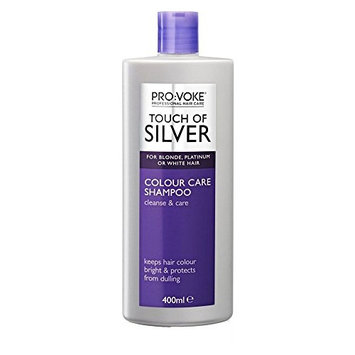 PRO:VOKE Liquid Blonde Colour Care Shampoo 400ml by Touch Of Silver
