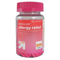 up & up Allergy Relief Tablets - 300 ct