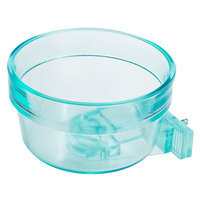 All Living Things® Small Animal Crock size: 20 Oz, Clear