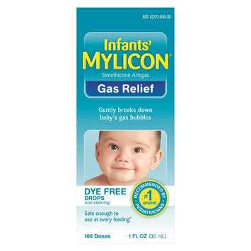 Mylicon Baby Colic Treatment Dye Free Clear 1 oz.