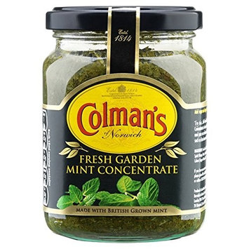 Colman's - Fresh Garden Mint Concentrate - 250ml