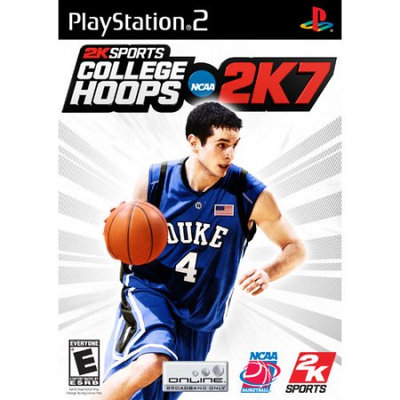 Take 2 Interactive Take-Two College Hoops 2K7 - Sports Game - PlayStation 2