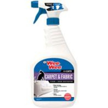 WEE WEE CARPET & FABRIC STAIN & ODOR REMOVER CAT
