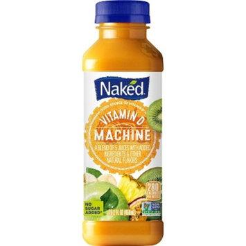 Naked Plus Sunshine with Vitamin D Fruit Juice - 15.2oz