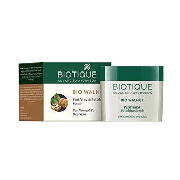 Biotique Walnut Purifying & Polishing Scrub 50G/1.76 Fl.Oz.