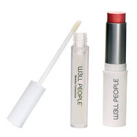 W3LL People Fall and Winter Color Pop Lip + Cheek Set - Creamy Pink
