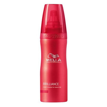 Wella Brilliance Leave-In Mousse for Colored Hair for Unisex, 6.7 Ounce