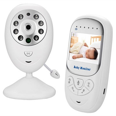 Christmas Clearance! Video Baby Infant Monitor Wireless Digital Camera with Night Vision Two Way Talk Long Range GlSTE
