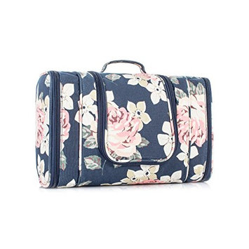 Multifunctional Cosmetic Bag Toiletry Bag Bathroom Storage Women Travel Bag Hanging Organizer Bag by TOPERIN