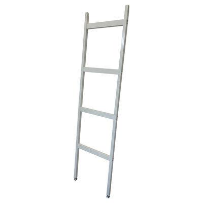 Threshold 5 ft. Storage Ladder - White