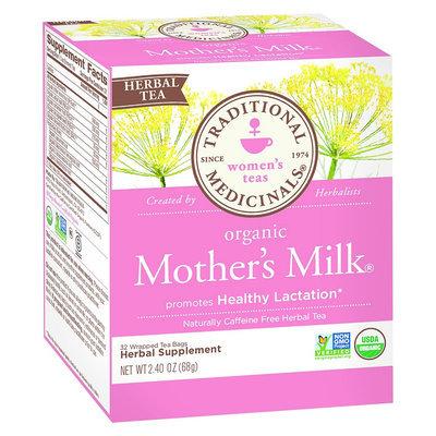 Traditional Medicinals Count Mother's Milk Herbal Tea 32 Count