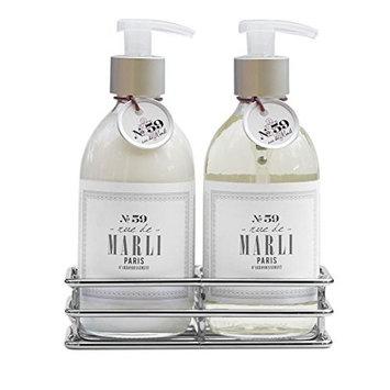 RUE DE MARLI Lotion & soap caddy, M59CADDY, 10.1 Fluid Ounce