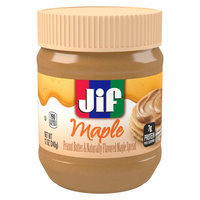 Jif Peanut Butter Maple Spread 12 oz