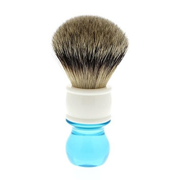 Yaqi R1818 Aqua Highmountain Silvertip Badger Shaving Brush