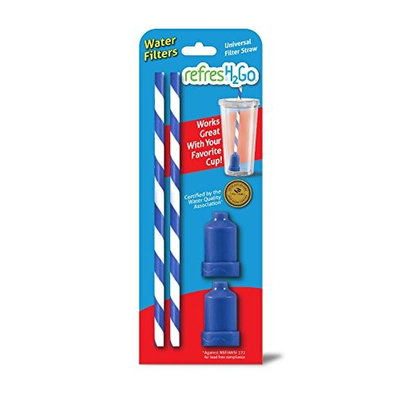 David Shaw Silverware Na Ltd REFRESH2GO UNIVERSALFILTER STRAW