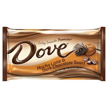 Dove Chocolate Promises Silky Smooth Mocha Latte & Dark Chocolate Swirl