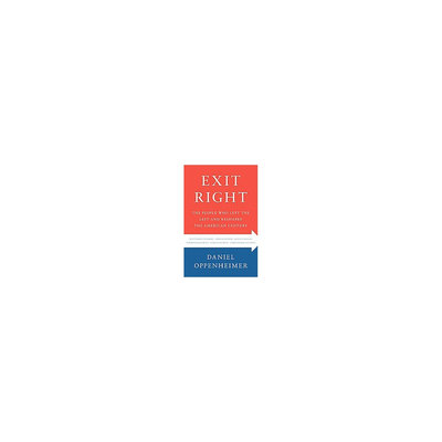 Exit Right (Hardcover), Books