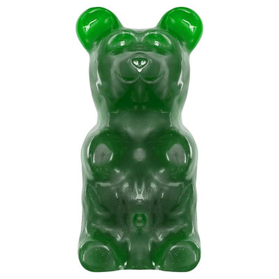 Giant 5LB Gummy Bear - Sour Apple