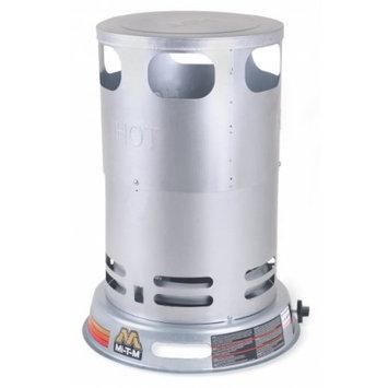 Mi-T-M MH-0100-CM1N Gas Fire Convection, Portable Heater, Control Knob Ignition, 3000 sq ft heating area, 400 CFM, 50-100,000 BTU