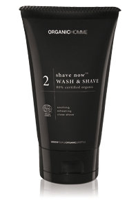 Green People. Green People Organic Homme 2 Shave Now Wash & Shave (125ml)