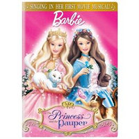Universal Barbie As The Princess & The Pauper [dvd]