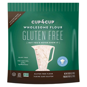 Cup 4 Cup 2-lb. Gluten-Free Wholesome Flour Blend
