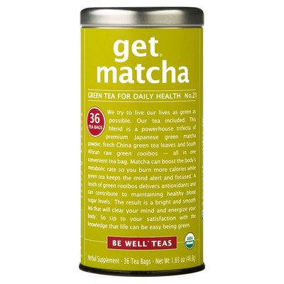 The Republic of Tea Get Matcha Tea Bags 36ct