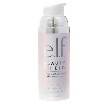 e.l.f. Beauty Shield Skin Shielding Moisturizer SPF 50 - 1.69 fl oz