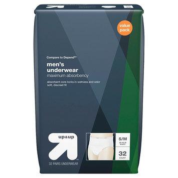 Up & Up upup Adult Diaper/pad Disposal Bag, Clear