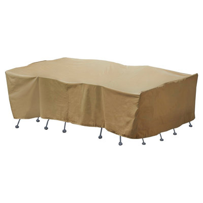 Patio Set Cover - Sand (Brown) - Seasons Sentry