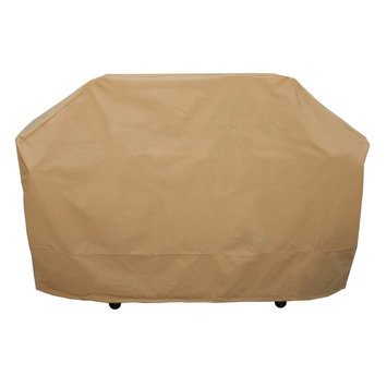 Seasons Sentry 70 Large Grill Cover, Beige