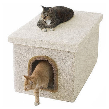 Miller's Cats Millers Cats Cat Litter Box size: 33