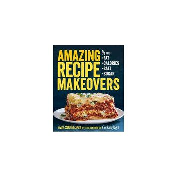 Amazing Recipe Makeovers: 1/2 the Fat, Calories, Salt, Sugar: Over 200 Recipes (Paperback)