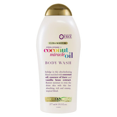 OGX Coconut Miracle Oil Body Wash 19.5 oz