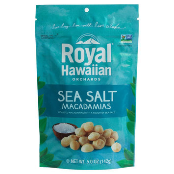 Royal Hawaiian Orchards Macadamia Nuts Sea Salt 5 oz