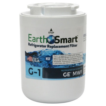 Earthsmart Earth Smart G-1 Replacement Refrigerator Filter, White