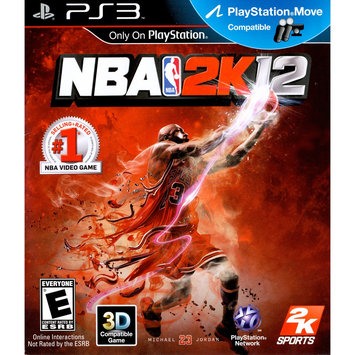NBA 2K12 Pre-Owned (PlayStation 3)