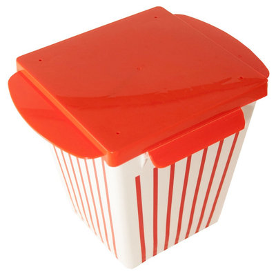 Rapid Brands Rapid Popcorn Popper - Red/White