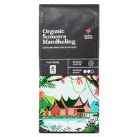 Organic Sumatra Mandheling Ground Coffee 10oz - Archer Farms